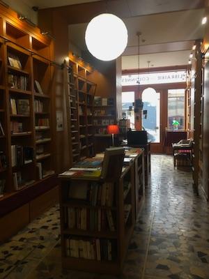 Librairie des Colonnes di Tangeri