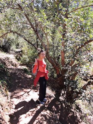 Trekking alle cascate di Ouzoud