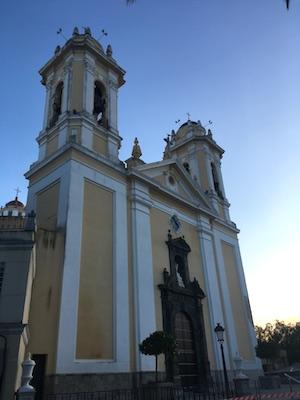 Catedral de Nuestra Señora de la Asunción di Ceuta