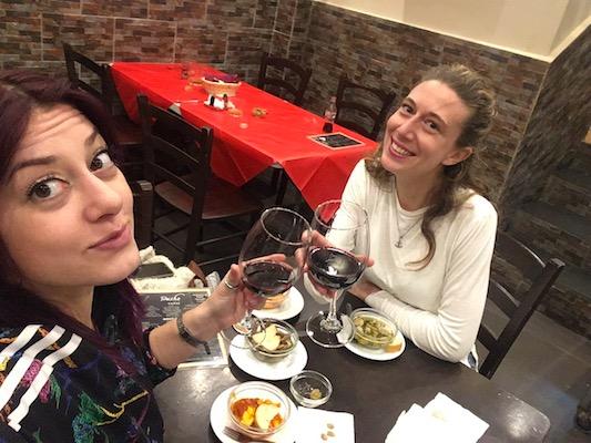 Il nostro pranzo di tapas al Meson Pacho a Ceuta