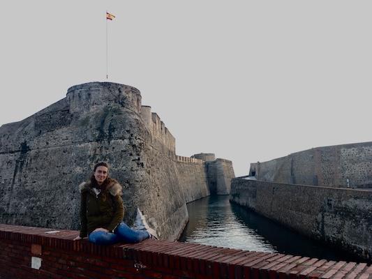 Alle Mura Reali di Ceuta