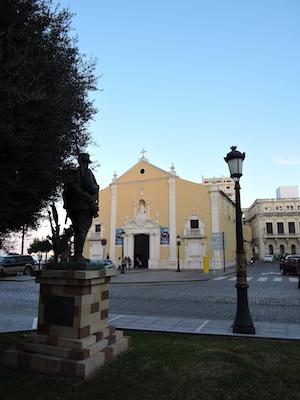 Santuario de Nuestra Señora de África di Ceuta
