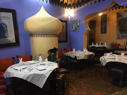 Ristorante Casa Aladin a Chefchaouen