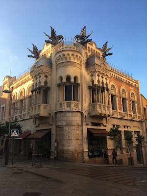 The House of Dragons in Ceuta
