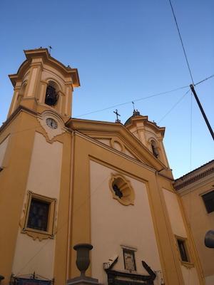 Iglesia de San Francisco a Ceuta