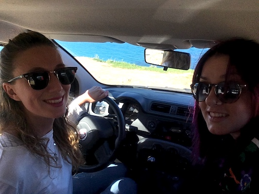 Our road trip in Morocco just like Thelma & Louise