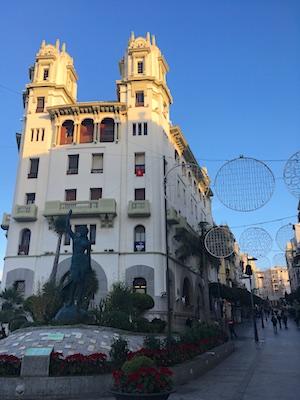 Calipso a Plaza de la Constitución