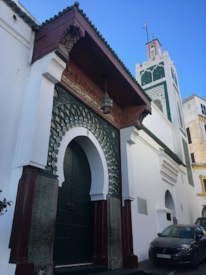 The Grand Mosque of Tangier