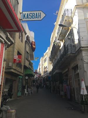 Petit Socco in Tangier