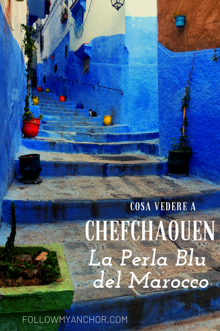 Things to do in Chefchaouen: the blue pearl of Morocco | Photos, itineraries and travel tips including where to eat, where to stay and how to get to Chefchaouen, the blue pearl of Morocco. #Chefchaouen #ChefchaouenMorocco #ChefchaouenPhotos #ChefchaouenThingsToDo #TravelBlog