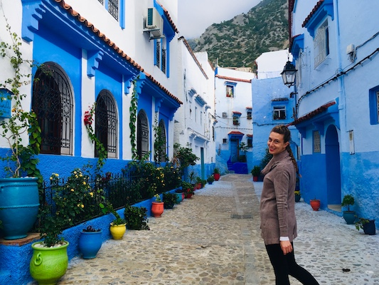 Discovering Chefchaouen