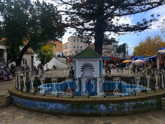 Plaza Uta el-Hammam
