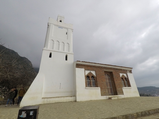 Spanish Mosque in Talassemtane National Park