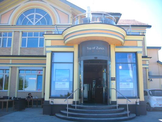 Uto Kulm Hotel in Uetliberg