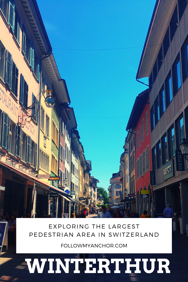 EXPLORING WINTERTHUR: THINGS TO DO IN THE LARGEST PEDESTRIAN AREA IN SWITZERLAND