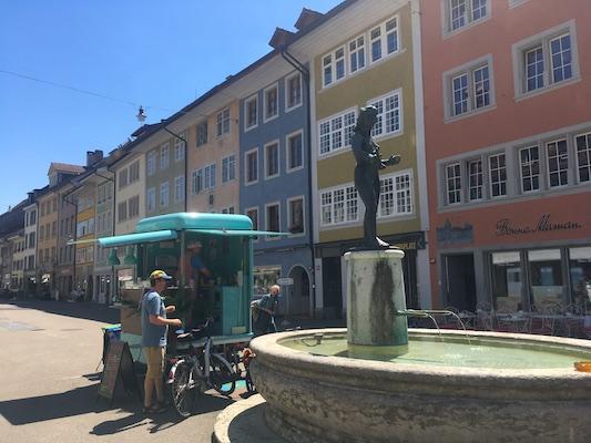 Steibergasse a Winterthur