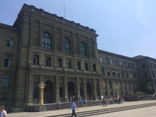 Il politecnico federale di Zurigo