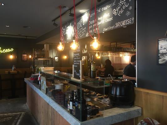 La Raclette Factory di Zurigo