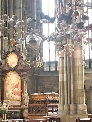 Tomba di Federico III nel Duomo di Santo Stefano