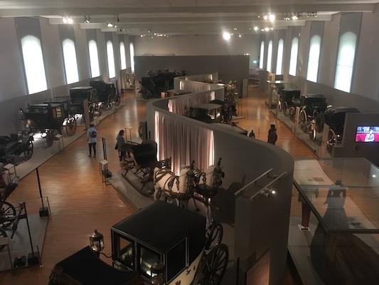 Museo delle Carrozze di Schonbrunn