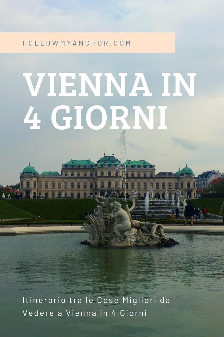 COSA VEDERE A VIENNA IN 4 GIORNI