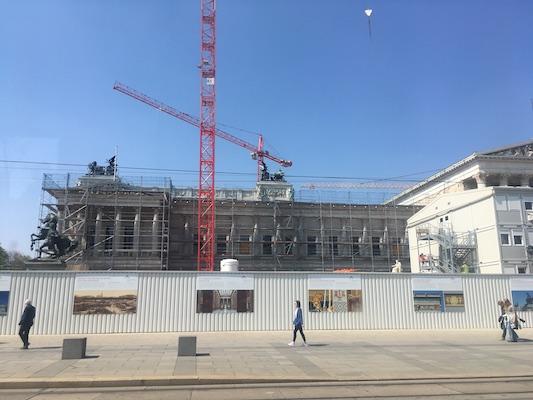 Il Palazzo del Parlamento a Vienna