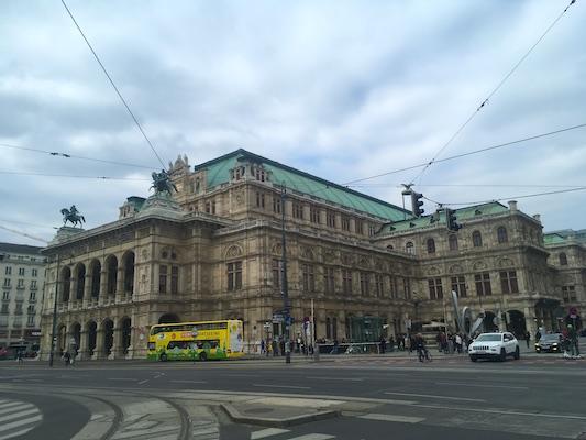 Il Teatro dell'Opera di Vienna