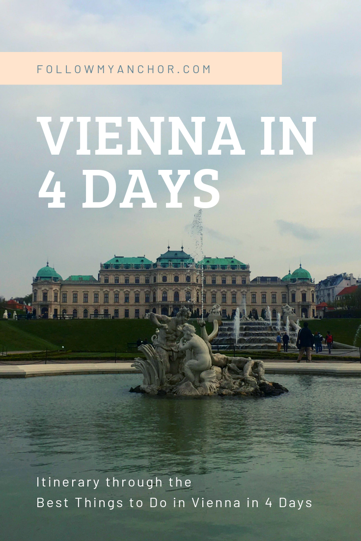 THINGS TO DO IN VIENNA IN 4 DAYS