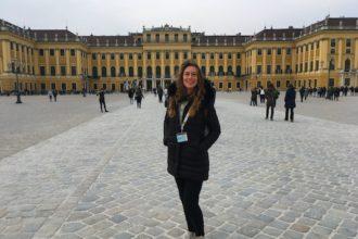 Alla Reggia di Schonbrunn, inclusa nel Vienna Pass, per l'articolo sulle info su Vienna