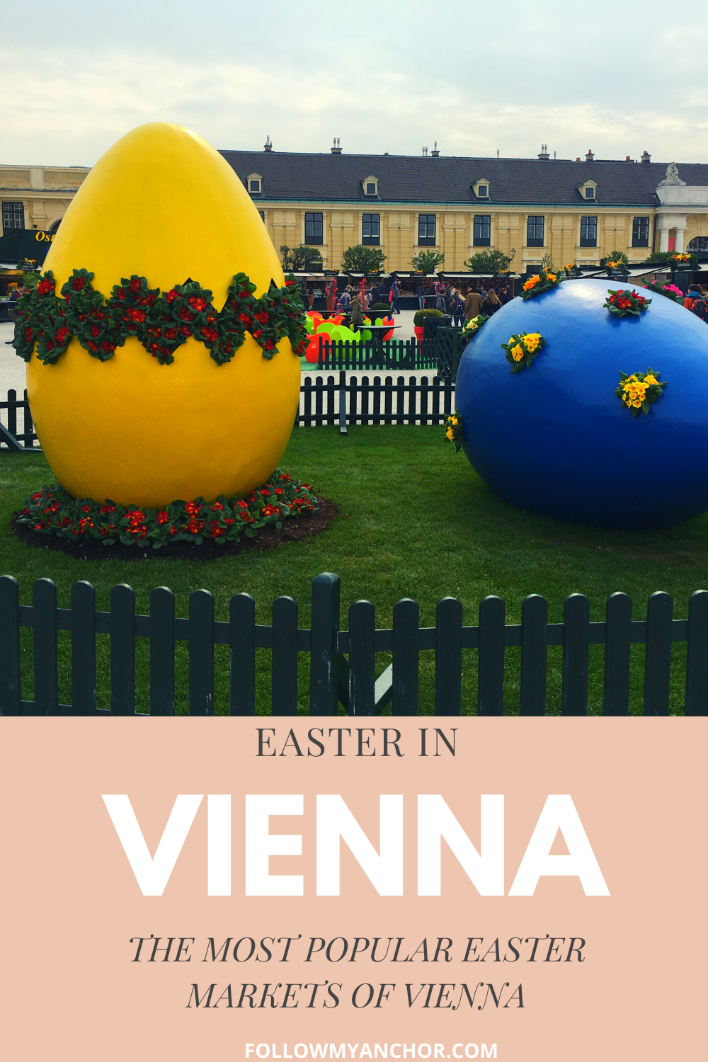 EASTER IN VIENNA: THE MOST POPULAR MARKETS