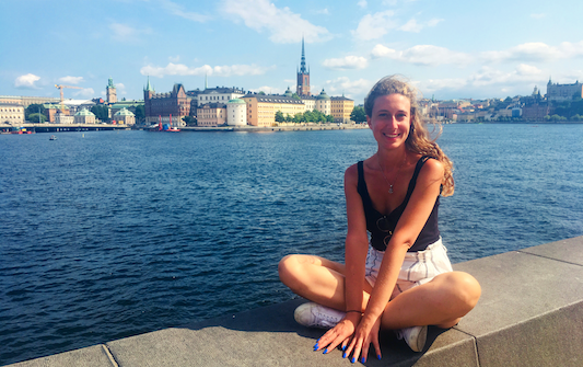 View from the city hall, one of the things to do in Stockholm