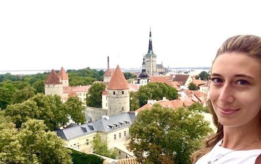 Cosa vedere a Tallinn: panorama sulla città