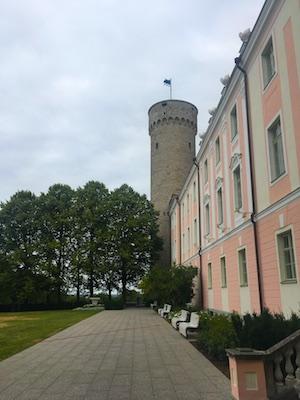 La torre di Ermanno il Lungo di Tallinn