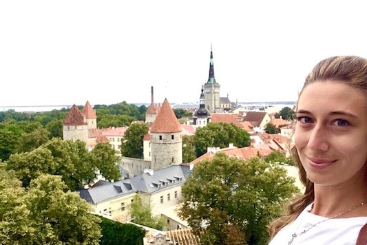 Patkuli Terrace Viewpoint, one of the things to do in Tallinn