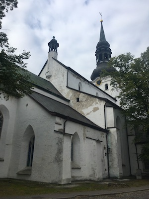 The Lutheran Cathedral of Toompea