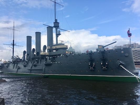 The Cruiser Aurora