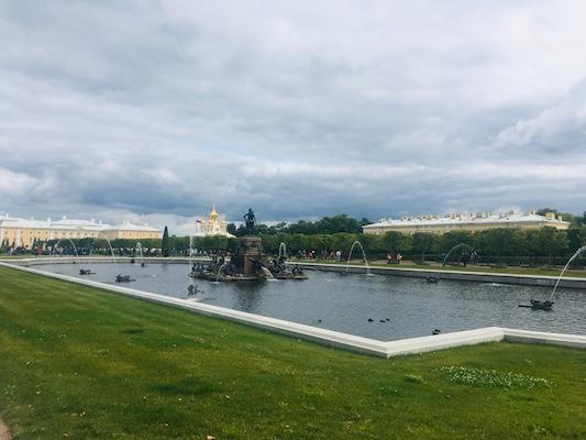 Palazzi e Giardini del Parco Superiore di Peterhof