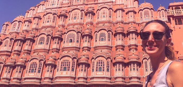 Cosa vedere a Jaipur: Hawa Mahal, il Palazzo dei Venti