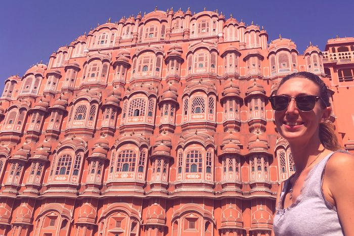 Things to do in Jaipur: Hawa Mahal, the Palace of the Winds