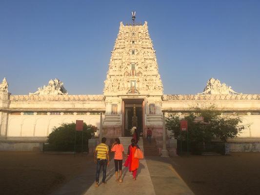 Tempio Rangji