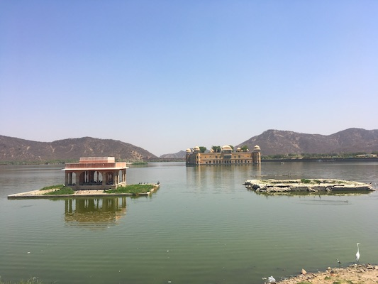 Jal Mahal, the Water Palace