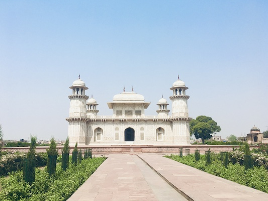 Mausoleo I'timad-ud-Daulah