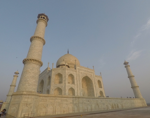 Minarets of the Taj