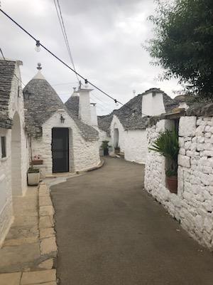 Alcuni Trulli di Alberobello